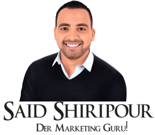 Photo of Said Shiripour: Ein langer Weg zum Erfolg