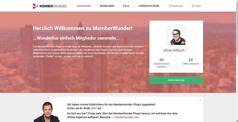 Photo of MemberWunder Testbericht-Erfahrungbericht