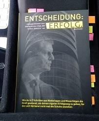 Photo of Entscheidung Erfolg von Dirk Kreuter – Meine Erfahrung zum Buch