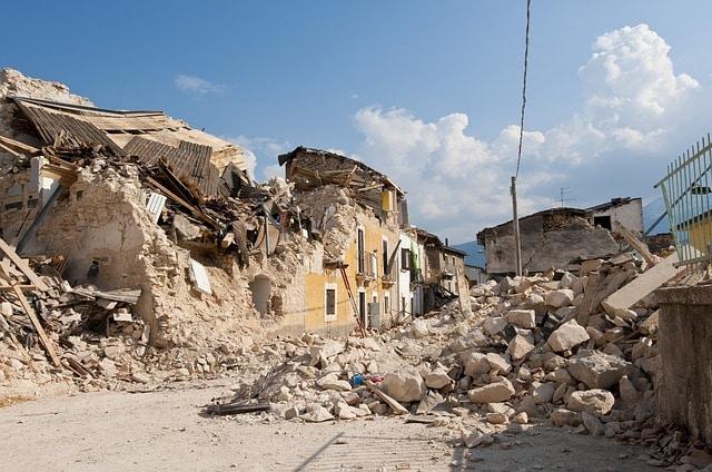 Die Survival Bibel, Katastrophe
