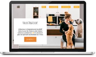 Dogtisch Academy-BARF Online Kurs