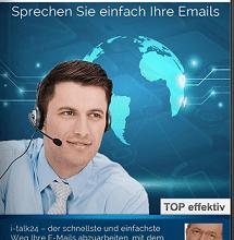 Photo of i-talk24 – Nie wieder E-Mail-Stress