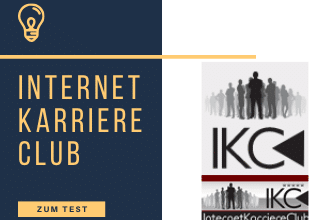 Photo of Der Internet Karriere Club ist das Sprungbrett in das Online-Business